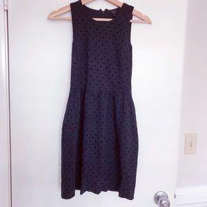 JCREW super cute mini dress